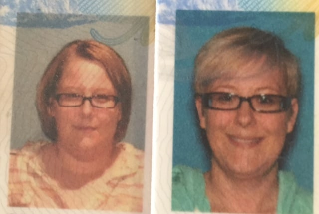 2011 vs 2015 drivers license photo