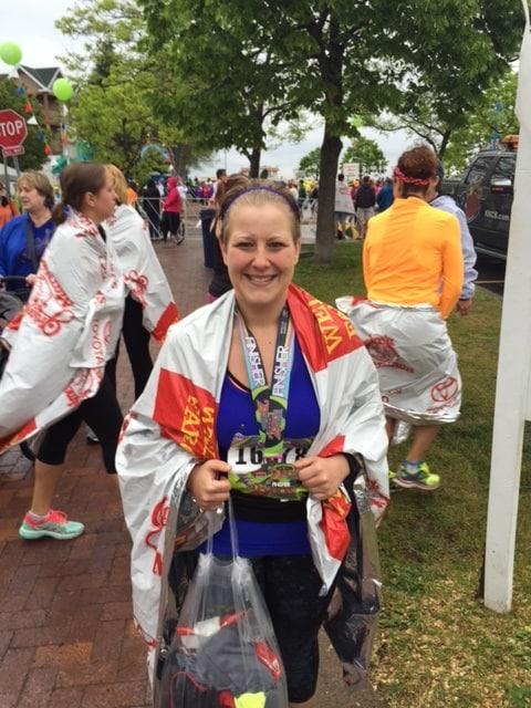 Garry Bjorklund Half Marathon Recap