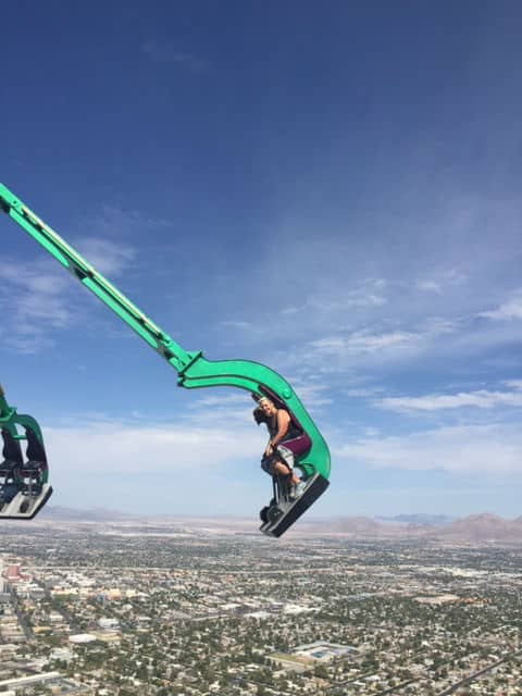 Insanity at Stratosphere