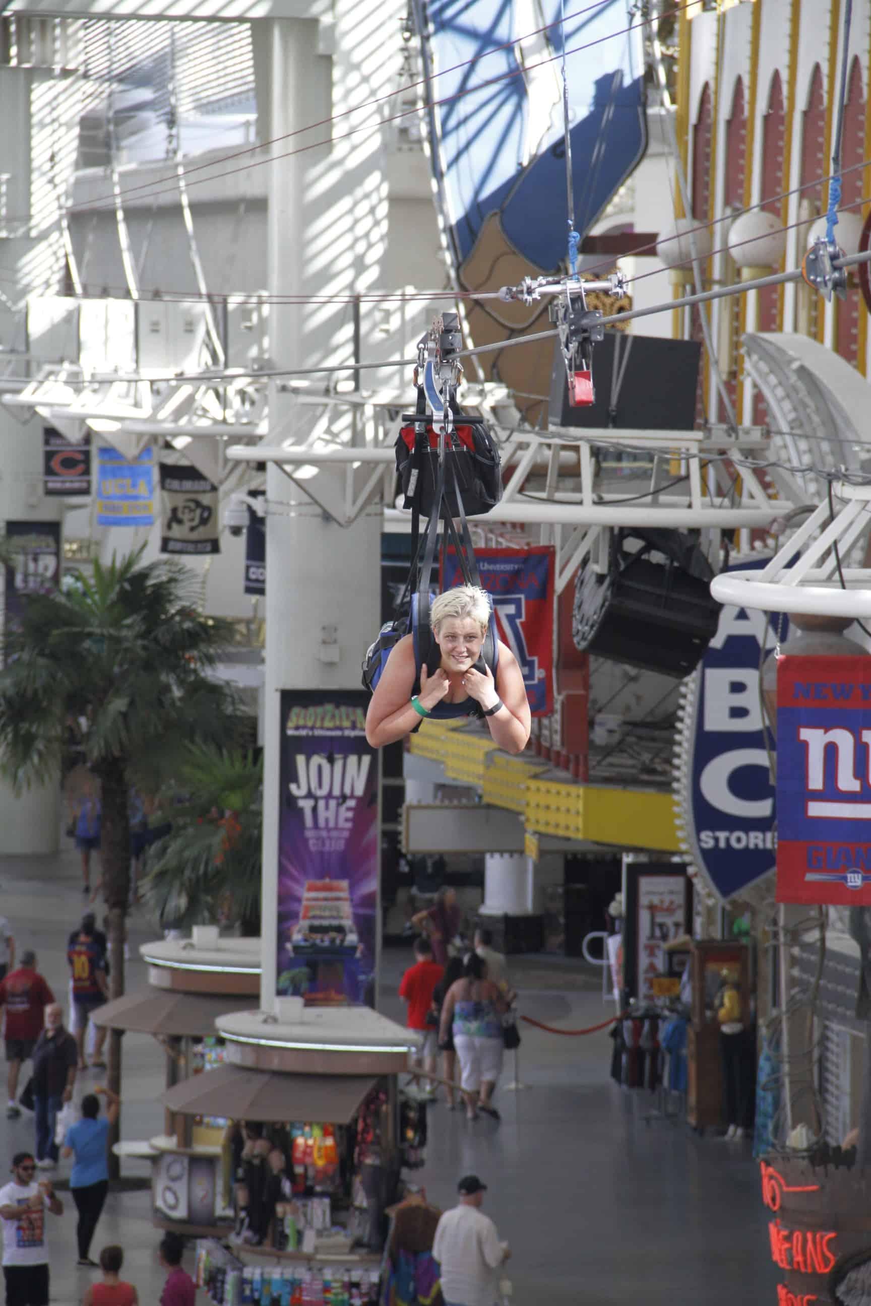 Las Vegas SlotZilla Zipline