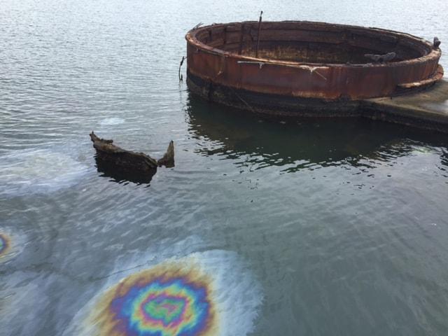 Pearl Harbor Oil