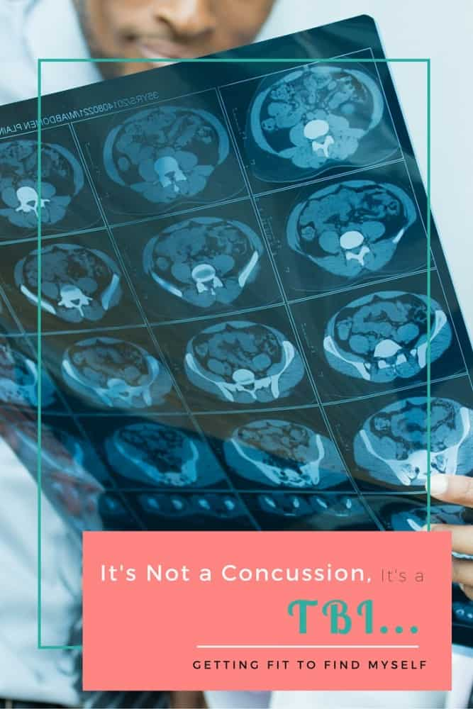 It's Not a Concussion, It's a TBI...