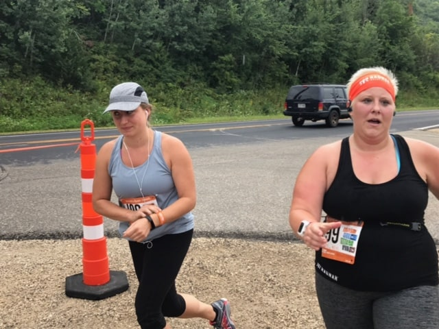 Ragnar Relay Great River 2017 Part 1