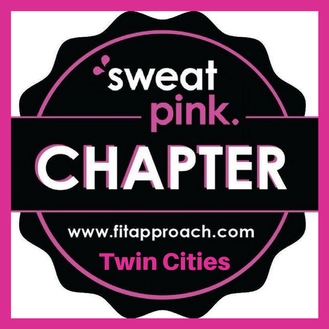Sweat Pink Twin Cities